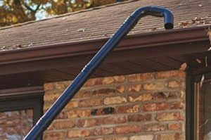 Newcastle-under-Lyme Gutter Clearance Equipment